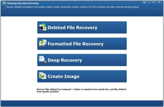 Where can you download Any Data Recovery for free