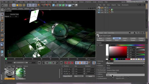 You can download Thea Render Cinema 4D for free