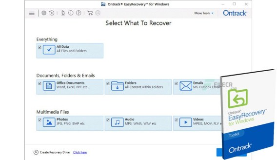 Download Ontrack EasyRecovery Toolkit 14.0 Full Version for free 1