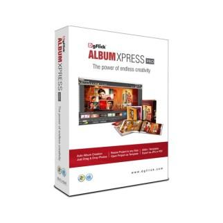 Download DgFlick Album Xpress PRO 12 for free