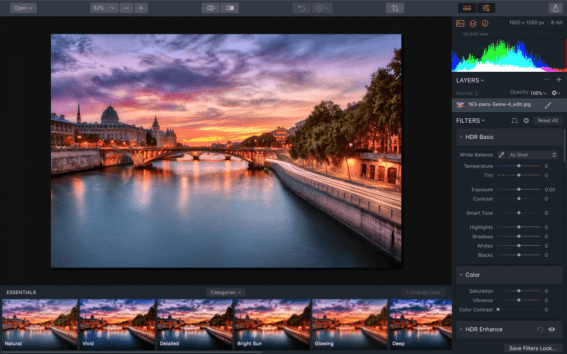 You can download Aurora HDR 2019 for Mac