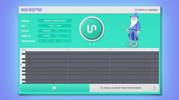 Unison MIDI Chords Download Complete Version for free 1