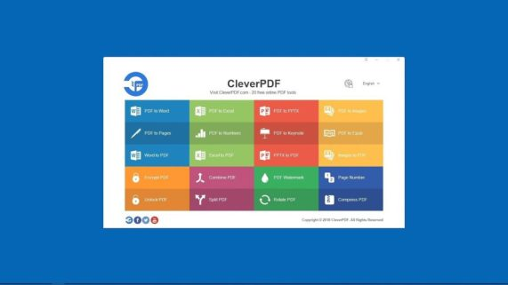You can download CleverPDF 3 for Mac