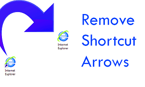 Removing app shortcut arrows on the Windows 10 desktop – Complete Steps