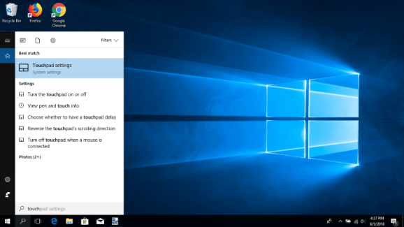 How to Disable your Laptop Touchpad on Windows 10