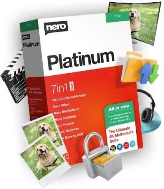 How to download Nero Platinum Suite 2021 for Windows