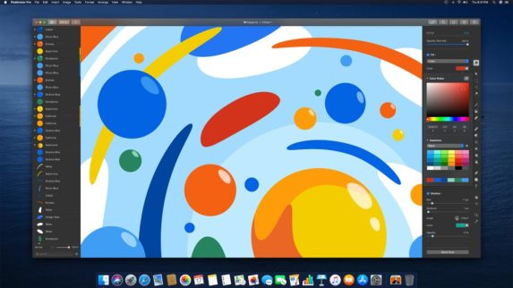 You can download Pixelmator Pro 2 for Mac OS