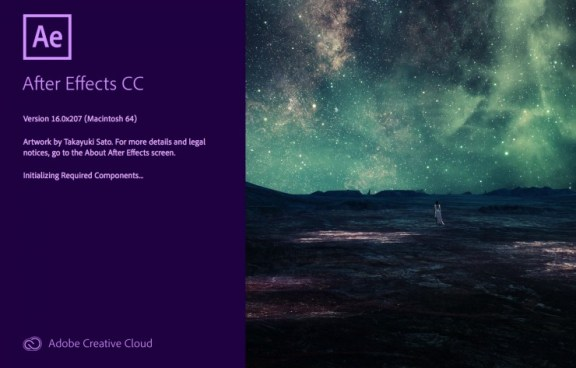Where can you download Adobe After Effects CC v16 for free