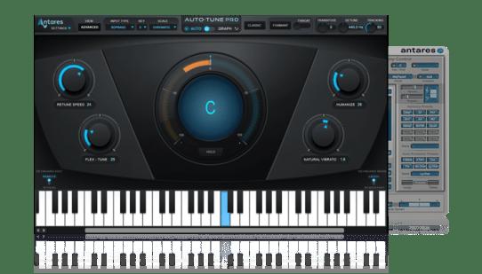 Auto-Tune Pro 9 for Mac Free Download 1
