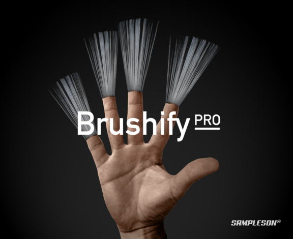 Where can you download Sampleson Brushify Pro for Mac