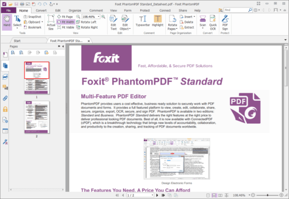 Where can you download Foxit PDF Reader for Windows PC