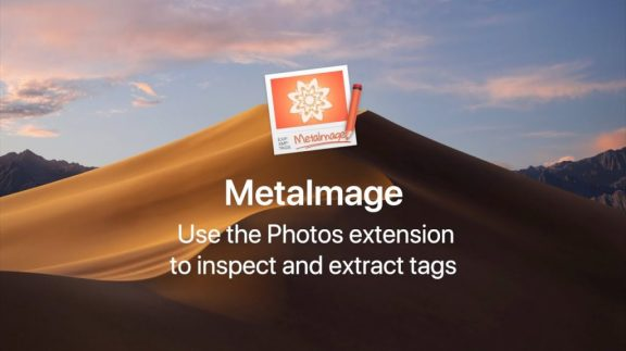 You can download MetaImage for Mac free