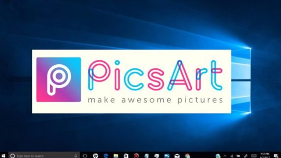 Where can you download PicsArt for Windows