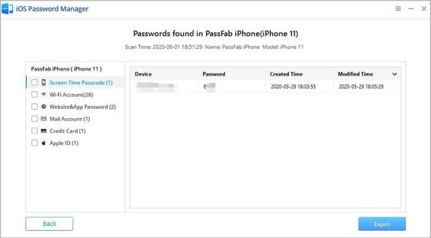 PassFab iOS Password Manager Download for free 1