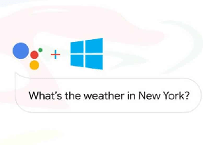 Use Google Assistant on Windows 10, but there's a catch