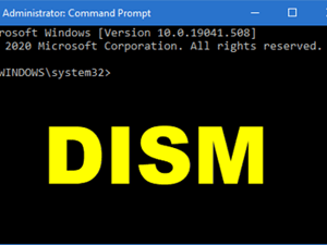 How to Use DISM Command Tool to Repair Windows 10 Image – Complete Steps