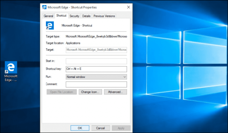 How to Open Programs with Keyboard Shortcuts in Windows 10