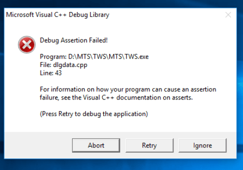 How to fix Microsoft Visual C++ Runtime Library Error in Windows 10 2