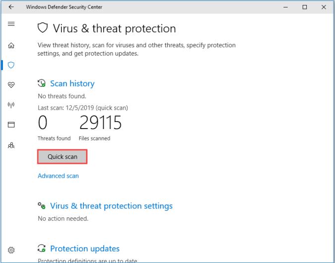 Fixed: Windows Backup Fails with Error Code 0x800700E1 2