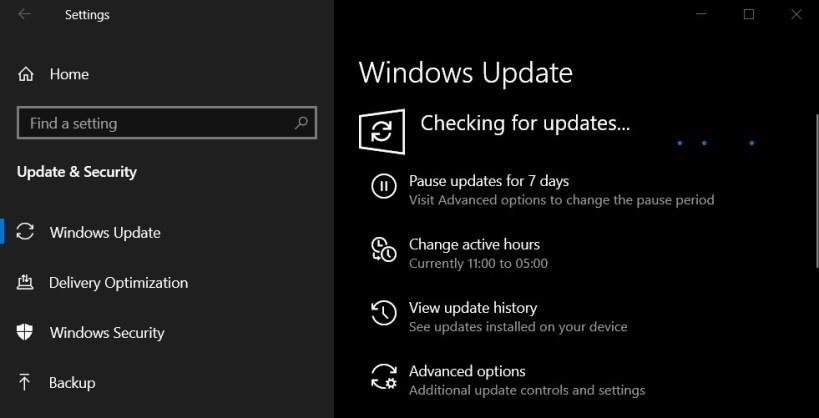 KB5003214 Cumulative Update for Windows 10 21H1, 20H2, and 20H1 2