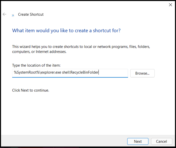 How to Pin Recycle Bin to the Taskbar on Windows 11 - Complete Guide 2
