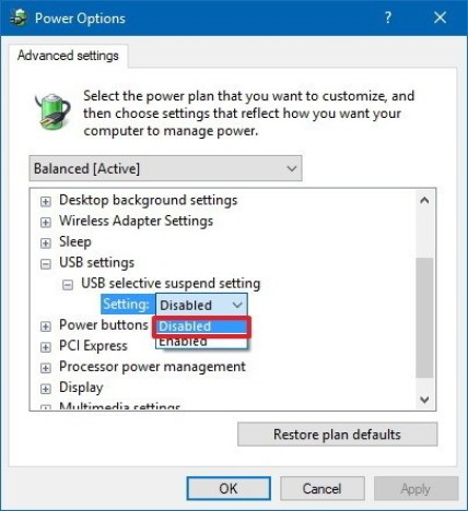 How to Disable Windows 10 USB Selective Suspend Setting - Complete Guide 3