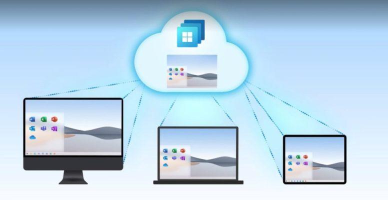 Windows 365 Enterprise Supports for Windows 11 Cloud PCs 1