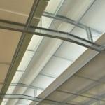 Termopanel techo aislante