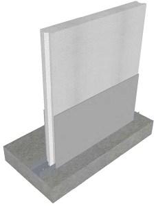 sistema para paredes