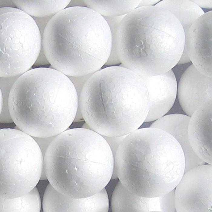 esferas de poliestireno
