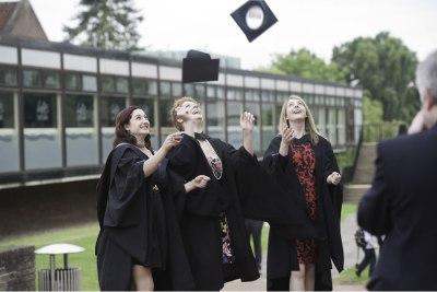 Attend unique PhD graduation ceremony including royal award