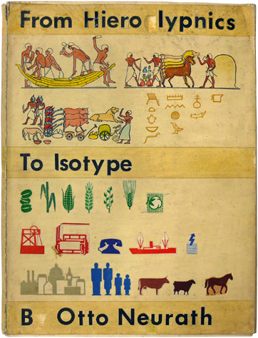 From Hieroglyphics to Isotype cover