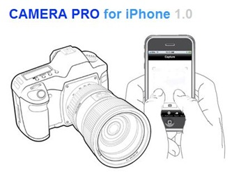 Camera Pro App Adds Advanced Features to iPhone Camera
