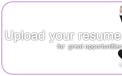 Submit your resume for free at no extra cost Upload your Resume for exciting jobsSubmit your