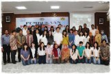 Peserta Program Bunga 2014 bersama segenap jajaran pembimbing dan instruktur ISP MCE