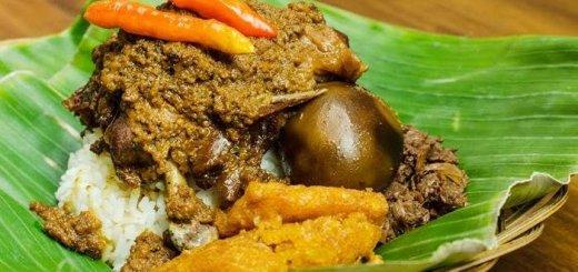 Gudeg kuliner khas Yogyakarta