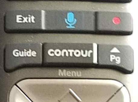 Cox Contour Remote