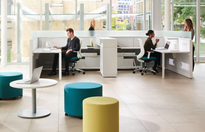 Open Concept Office Furniture Twin Cities Open Office