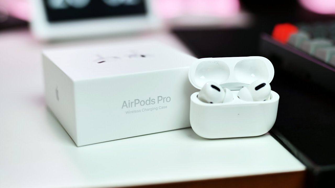 Apple Airpods Pro Ispare