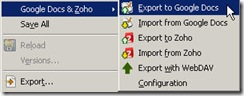 OpenOffice2GoogleDocs