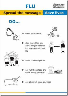 Mencegah Flu babi