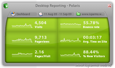 Google Analytics POLARIS