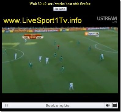 Livestreaming Piala Dunia 2010