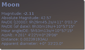 Menentukan 1 Ramadhan dengan software Stellarium
