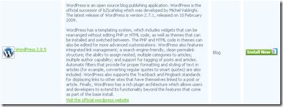Instalasi WordPress - step 6