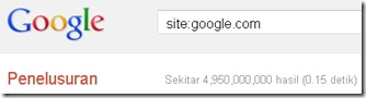 Optimasi Google