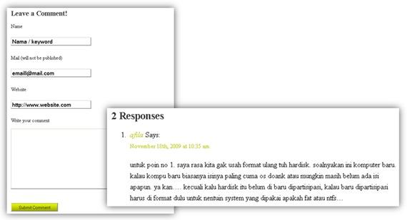 backlink blog commenting