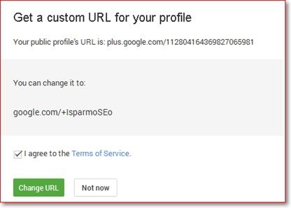 Google Plus Custom URL pic-2
