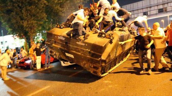 kudeta turki gagal