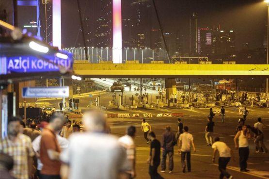 kudeta turki presiden erdogan selamat